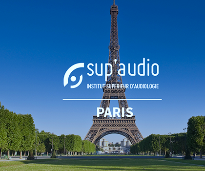 Sup'Audio Paris
