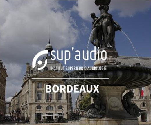 Sup'Audio Bordeaux