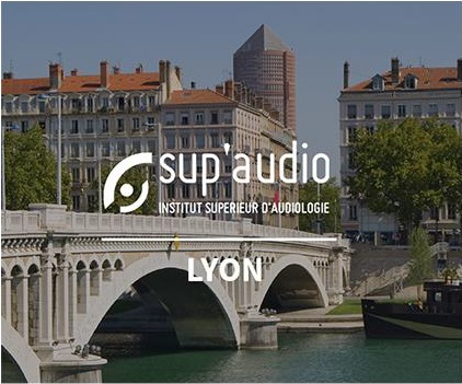 Sup'Audio Lyon