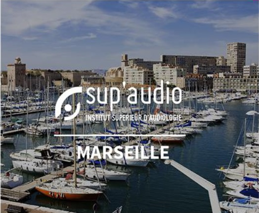 Sup'Audio Marseille